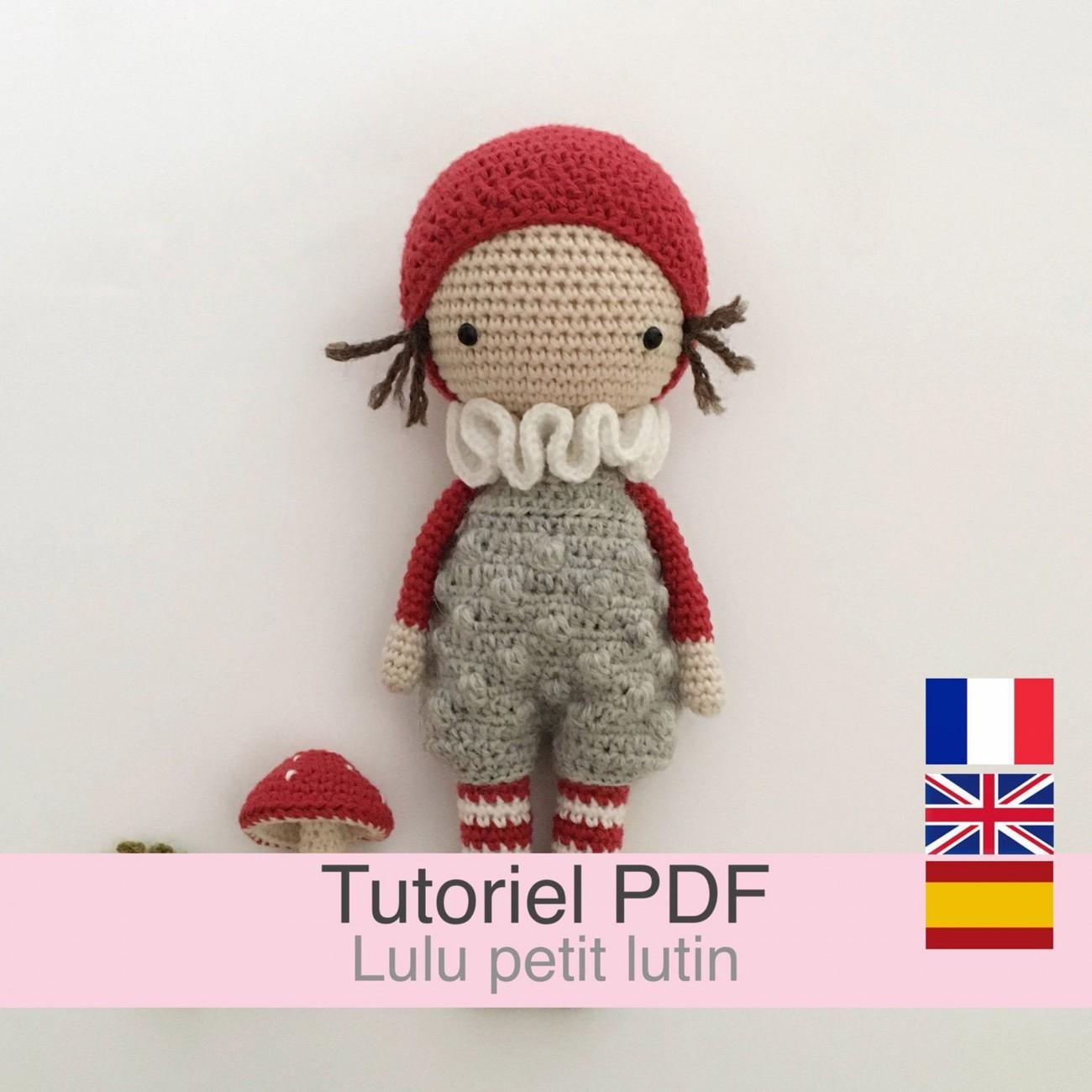 Tutoriel PDF Lulu petit lutin