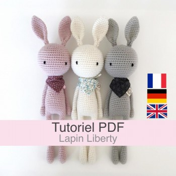 Tutoriel PDF Lapin liberty