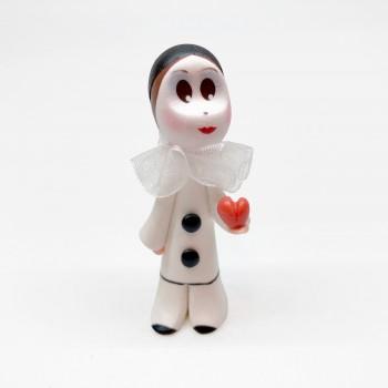 Pierrot cœur