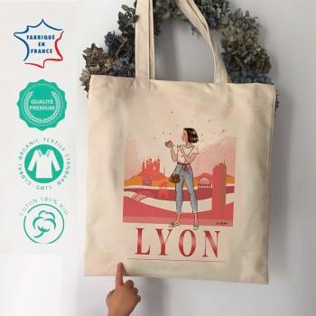 Totebag Lyon