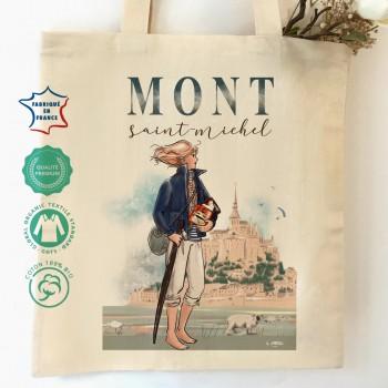 Totebag Mont Saint-Michel
