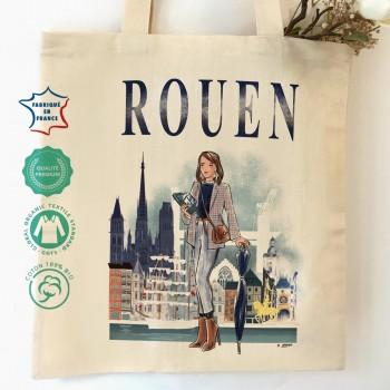 Totebag Rouen