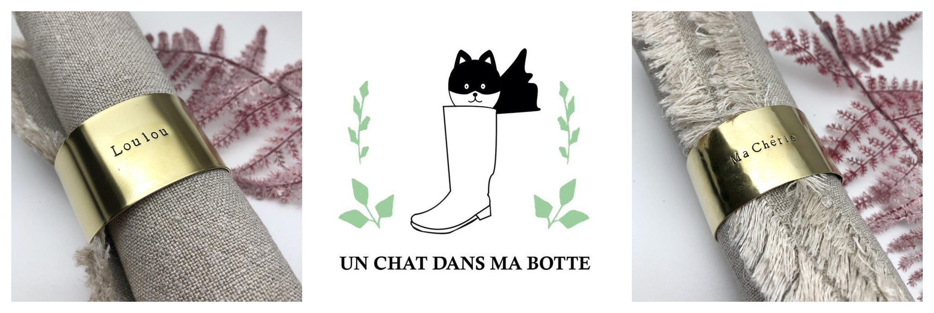 Un chat dans ma botte