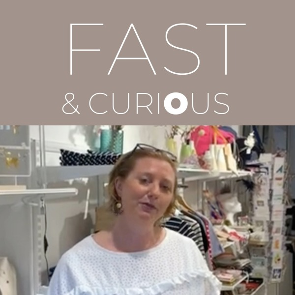 Fast&Curious by Anouchka Loison